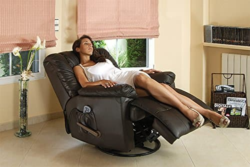 sillon relax reclinable electrico